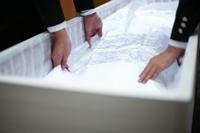 一日葬プラン 仏衣・納棺一式