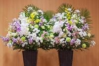 一般葬プラン 供花一対