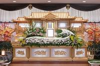 一般葬プラン 祭壇・装飾生花