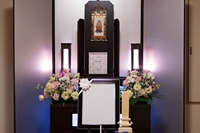 一般葬プラン 後飾り祭壇