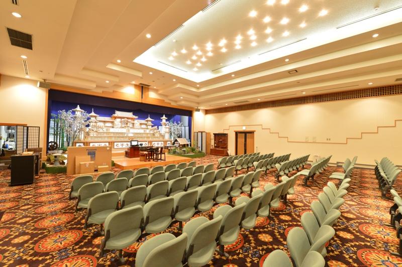 飯塚市柳橋葬儀ホール