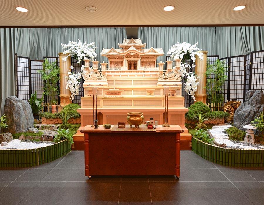 福岡市中央区葬儀ホール