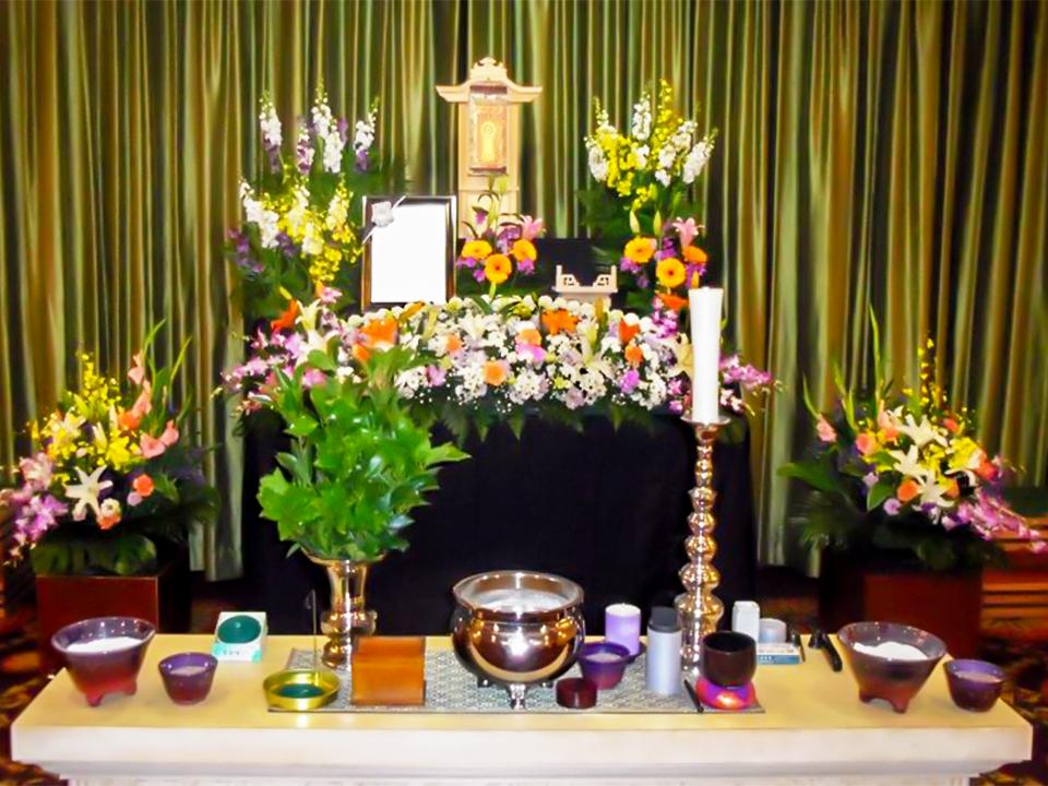 福岡市城南区油山葬儀ホール