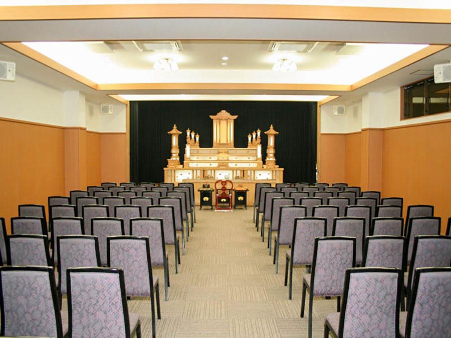 福岡市東区千早葬儀ホール