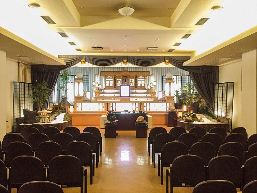 福岡市東区和白葬儀ホール