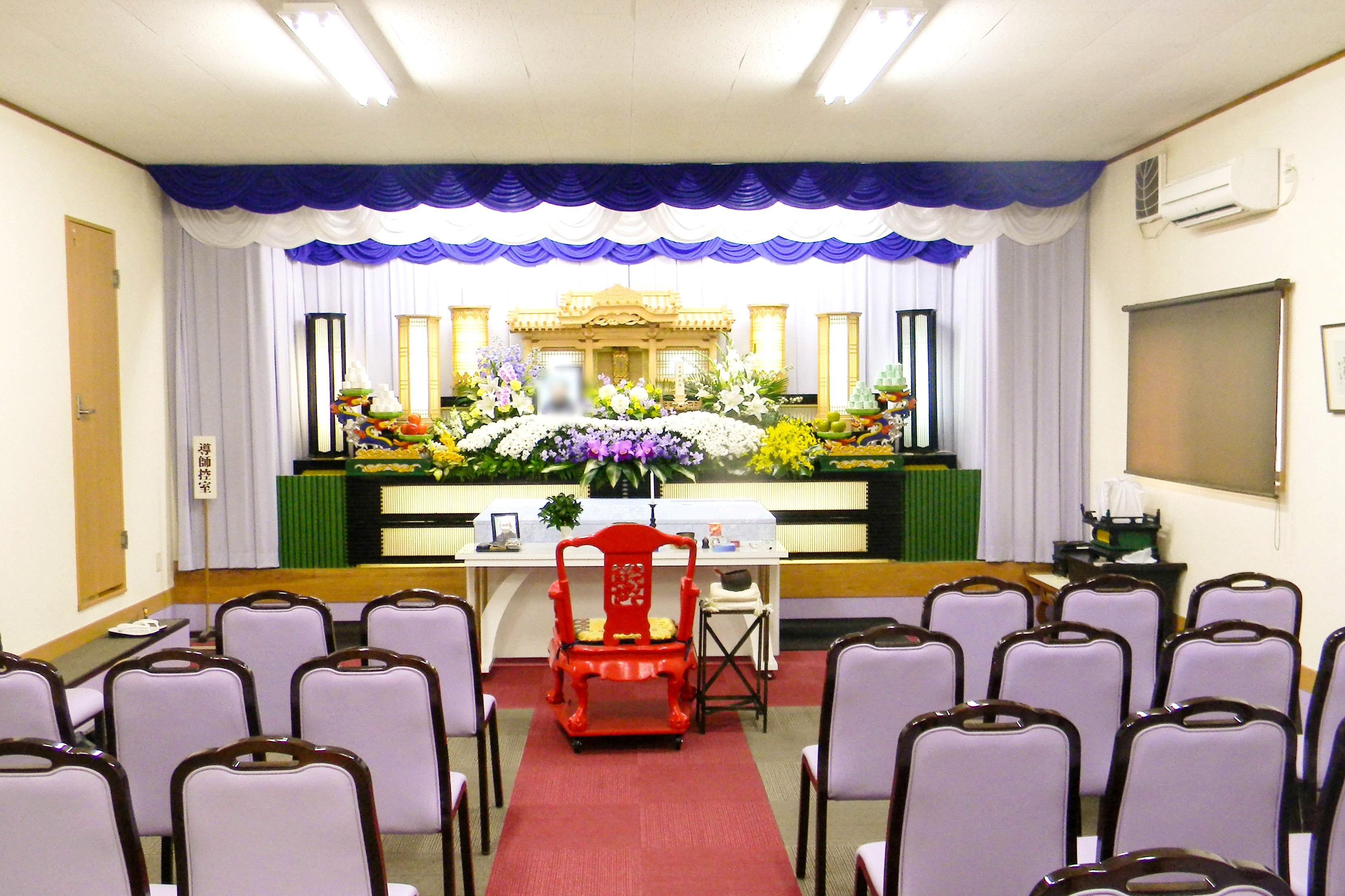 筑紫野市山家葬儀ホール