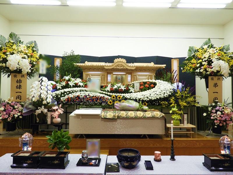 筑紫野市筑慈苑葬儀ホール