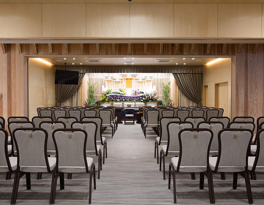 春日市葬儀ホール