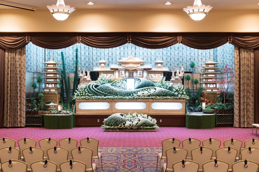 佐賀市光町葬儀ホール