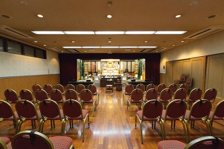 葬儀ホール佐賀式場