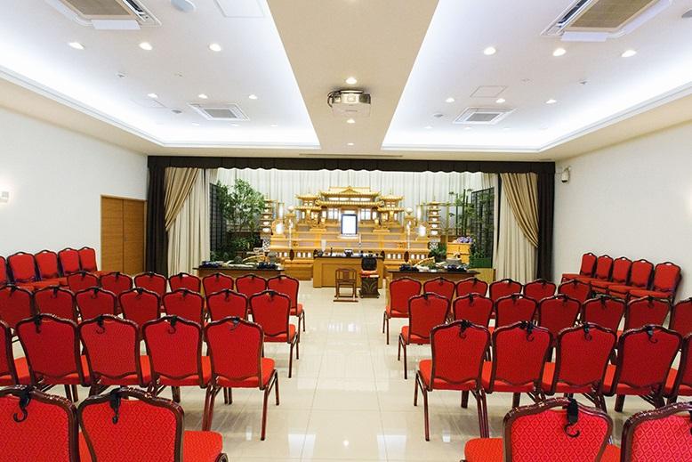 夢咲葬儀ホール式場