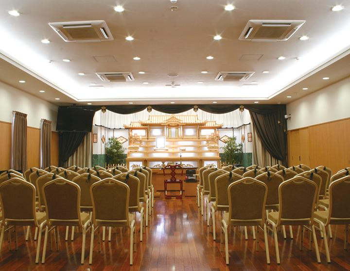 大野城市家族葬専用ホール